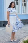 Сукня 599-01 біла