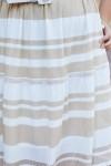 Сукня 699-01 бежева