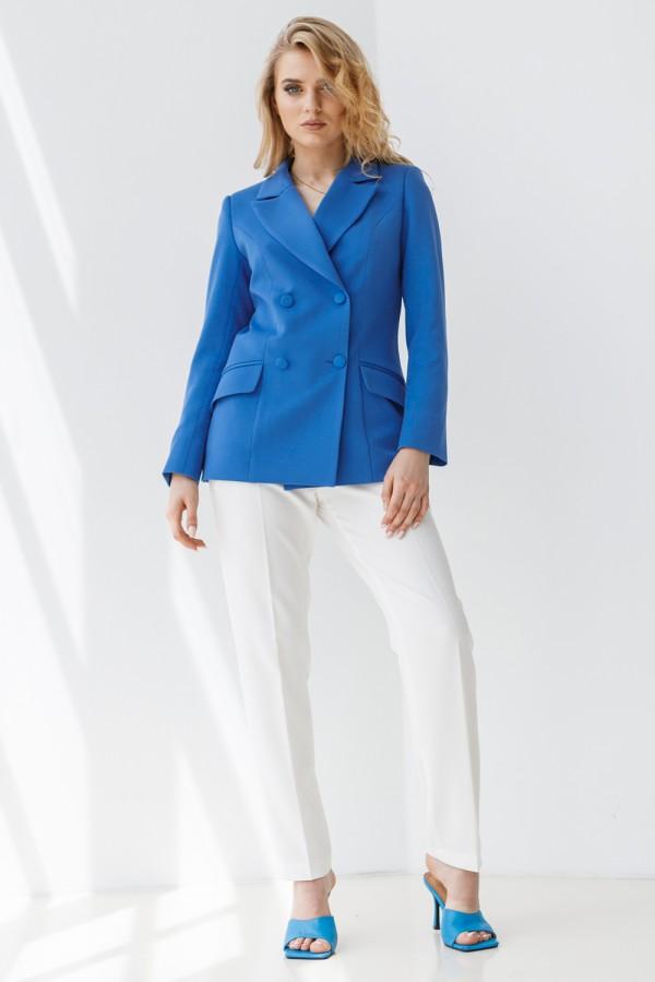 Піджак 249-04 синій