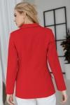 Пиджак 249-05 красный