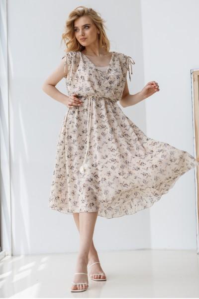 Сукня 804-02 принт