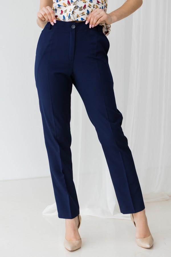 брюки 174-01 сині