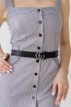 Сукня 248-01 смуга