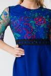 Платье 487-01 вышиванка