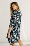 Платье 668-01 черное