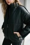 Куртка 149-01 черная
