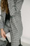 Костюм женский 669-03 серый