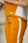 Спортивний костюм 682-01 гірчичний