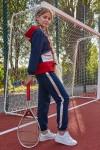 Спортивний костюм 122-01 синій