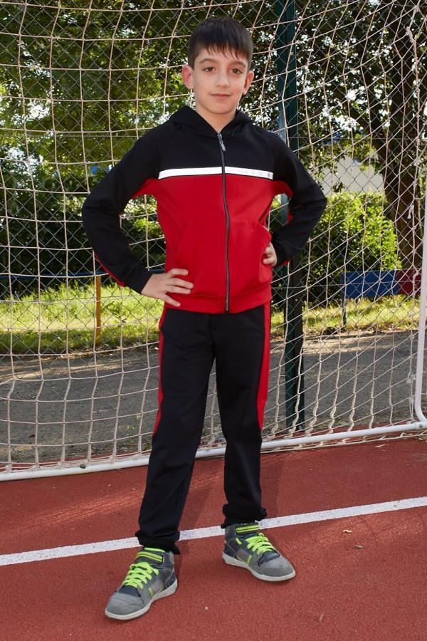 Спортивний костюм 126-02 чорний
