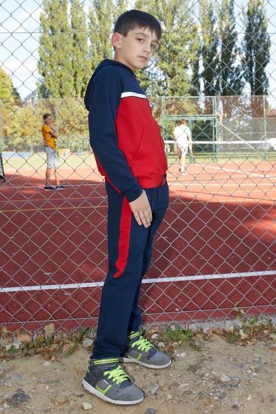 Спортивний костюм 126-03 синій