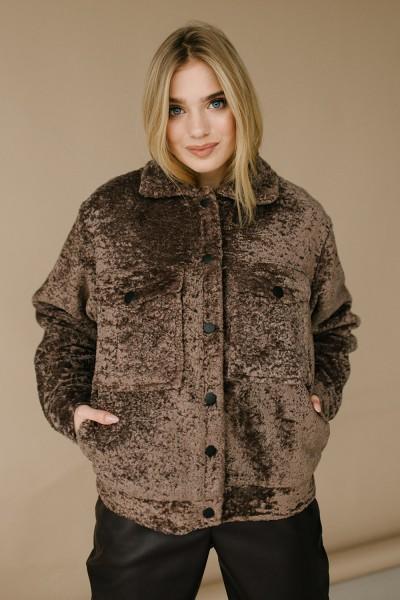 Куртка 168-02 альпака