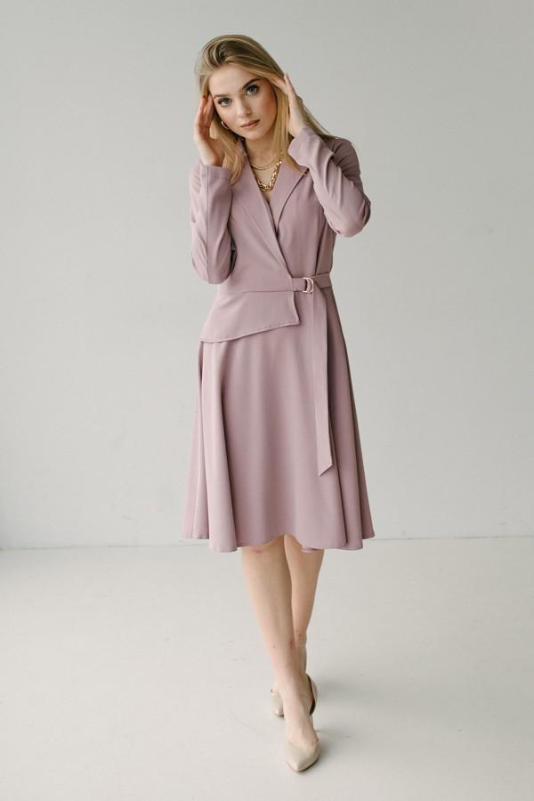 Красивое платье 171/1-02 фрез