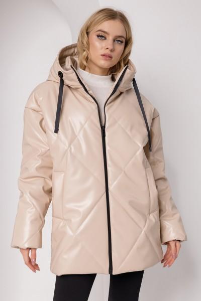 Куртка 839-05 беж