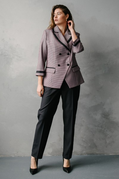 Жіночий костюм 197-02