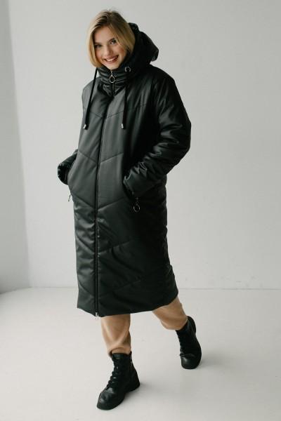 Куртка жіноча 185-01 чорна