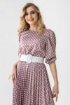 Платье 192-01 фрезове