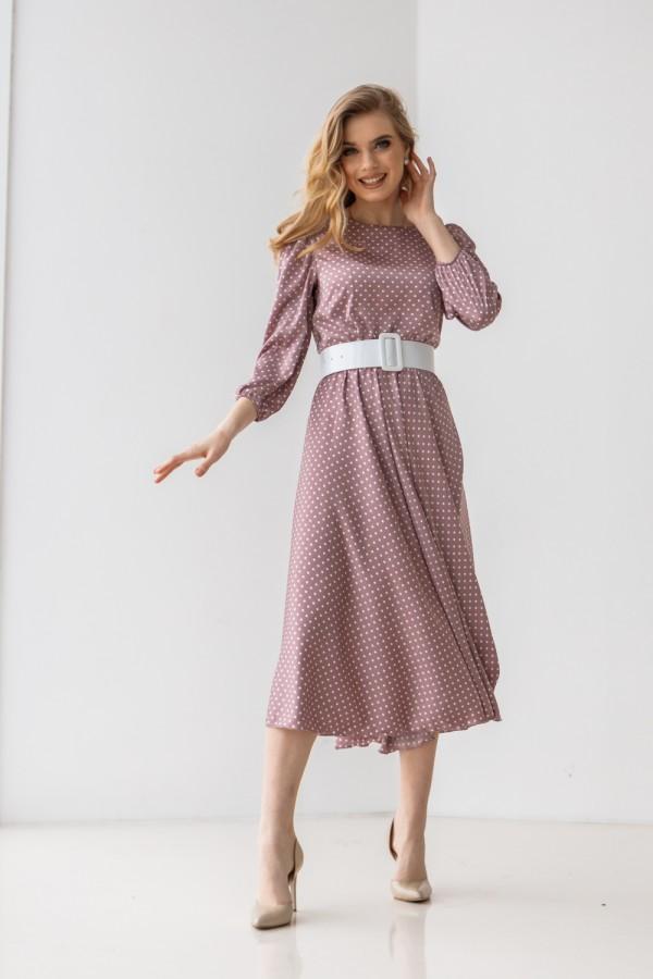 Плаття 212-03 фрезового кольору