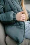 Куртка 149-02 зелена
