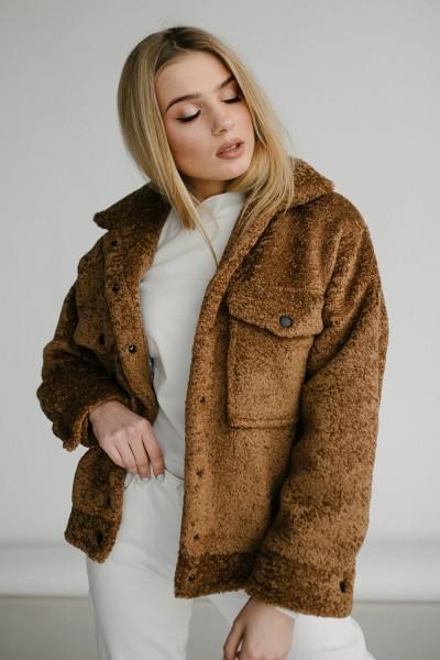 Куртка 168-01 альпака