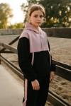 Костюм 145-01 розовый