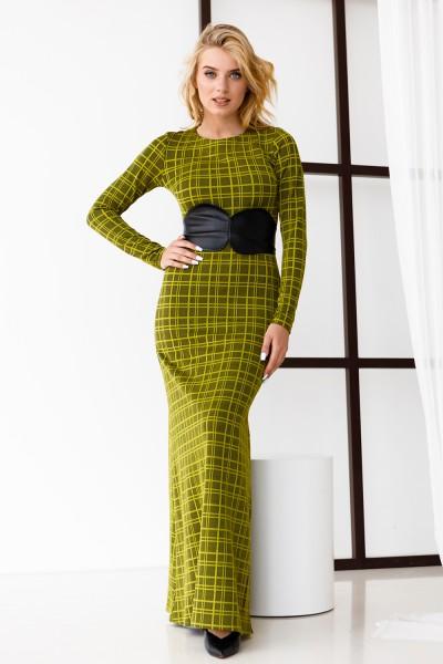 Сукня 334-01 салатова