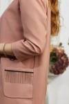 Костюм жіночий 674-04 темно рожевий