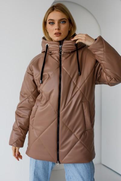 Куртка 839-01 кава
