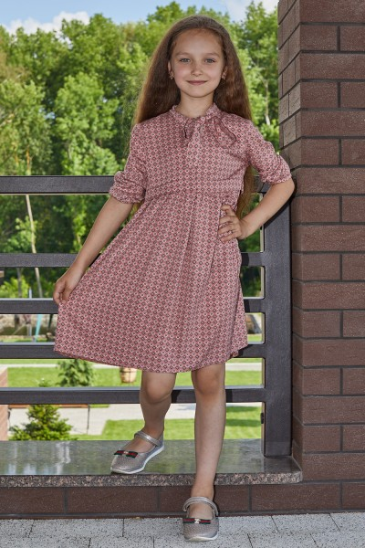 Сукня 16-03 візерунок