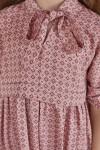 Платье 16-03 узор