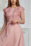 Плаття 622-01 рожеве