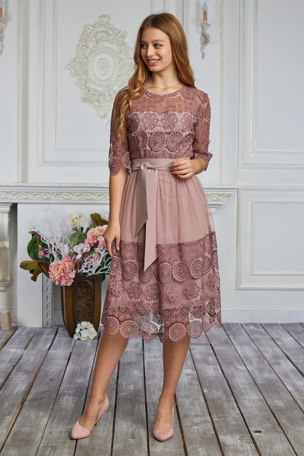 Платье 603/3-01 фрез