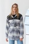 Куртка 162-02 серая