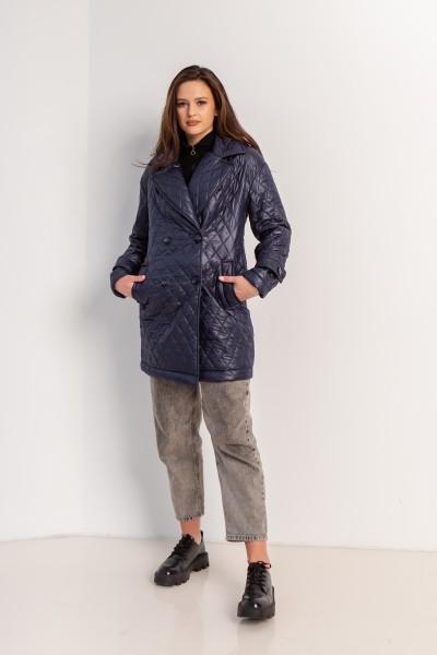 Куртка 167-01 синя