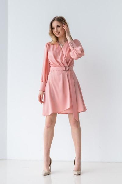 Платье 219-01 пудра