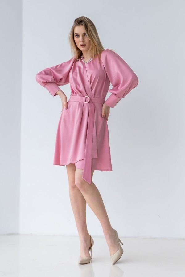 Плаття 219-02 фрезового кольору