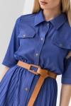 Плаття 225-01 синє