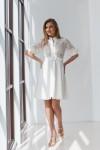 Платье 235-01 белое