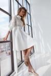 Плаття 235-01 біле