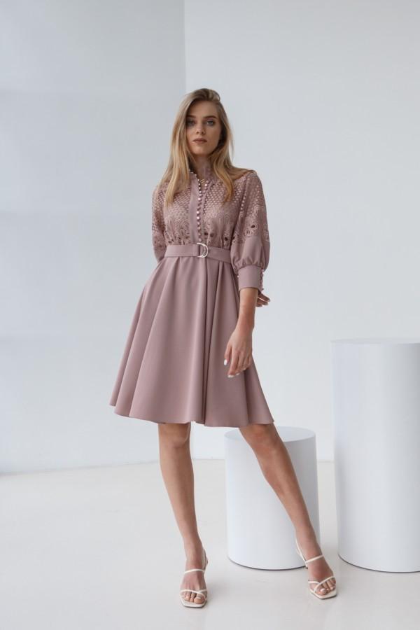 Платье 235-02 фрез