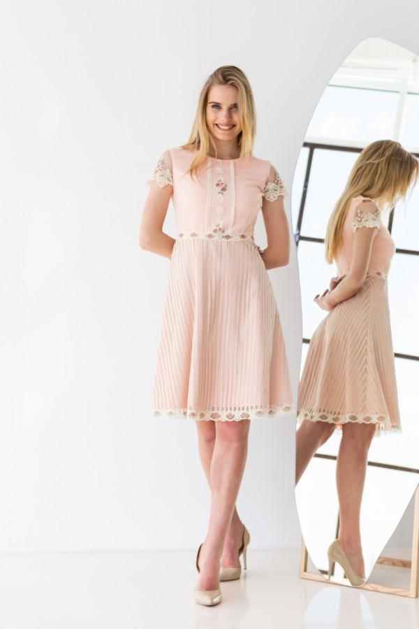 Платье 580-02 фрез