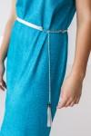Платье 597-01 бирюзовое