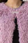 Болеро 611-01 рожеве