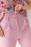 Костюм трійка 655-04 рожева